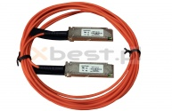 QSFP+ OPTEC, 40G, AOC, 50M Active Optical Cable to QSFP+