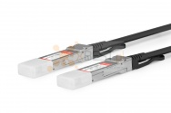 QSFP28 OPTEC, 100G, DAC, 1M Passive Copper Cable 30AWG to QSFP28