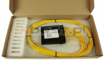 Splitter PLC OPTO, SM 2.0mm, 1x8 (ABS BOX)